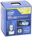 Intel Haswell Processeur Core i7-4770K 3.9 GHz 8Mo Cache Socket 1150 Boîte...