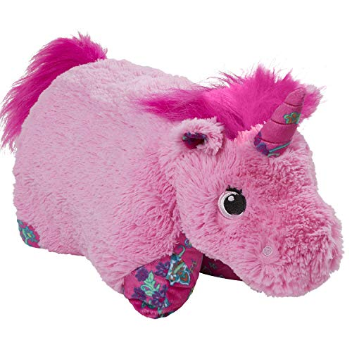 pillow pets pet toys Pillow Pets Colorful Pink Unicorn - 18