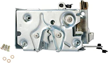 Blue Oval Industries 1979-1993 Mustang Door Latch Assembly Passenger Side