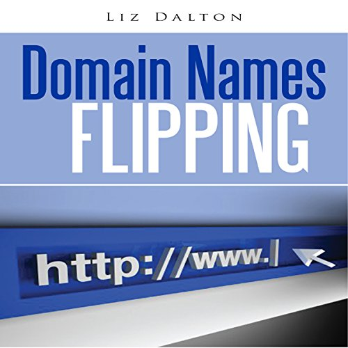Domain Names Flipping audiobook cover art