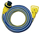 Voltec RV Trailer Pro Series Locking 30-50 Ezee Grip - 16-00588 Extension Cord