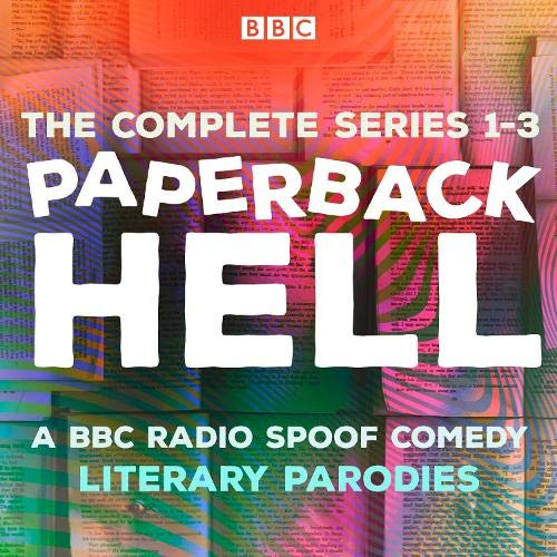 Paperback Hell: Series 1-3 Audiobook By Danny Robins, Dan Tetsall cover art