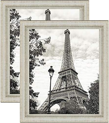 Harmony Frames 16x20 White 商品追加値下げ在庫復活 Lining 引出物 Wood Mounti Picture Frame Wall