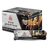 Pine Mountain Quantum 2.5 Hour Easy-Light Firelogs, 4 Count