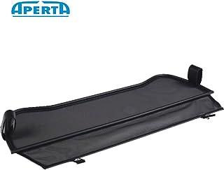 Aperta Windschott passend für BMW Z3 E36 100% Passgenau OEM Qualität Schwarz Windstop Windabweiser