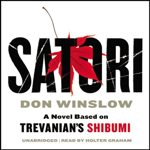 Satori audiobook cover art