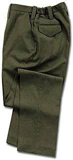 Red Kap Horace Small® Poly/ Wool Tropical Dress Trouser Earth Green NP2101