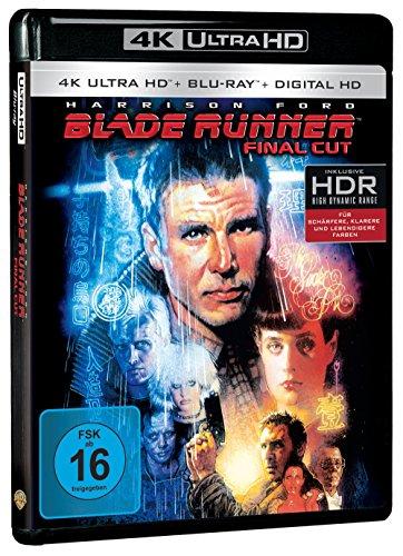 Blade Runner - Final Cut (4K Ultra HD + 2D-Blu-ray) (2-Disc Version)