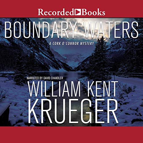 Boundary Waters cover art