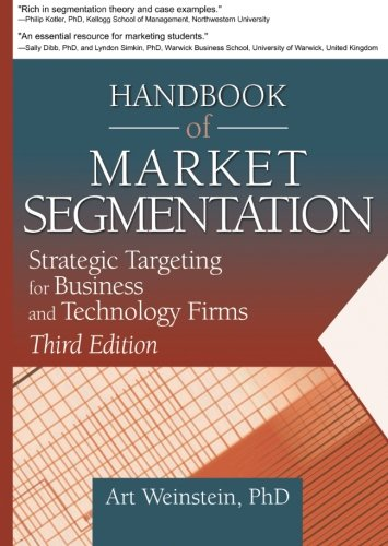 Handbook of Market Segmentation (Haworth Series in Segmented, Targeted, and Customized Market)