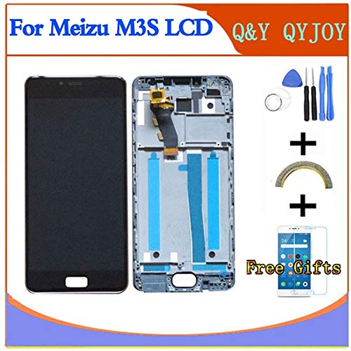 Lysee Mobile Phone LCD Screens - 2x GV30 Replacement battery fit for Moto Z XT1650-05 XT1650-01 XT1650-03 GV30 batteries + Tool