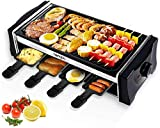 Best Raclette Grills - Hengbo House Kitchen Electric Smokeless Indoor Grill Review