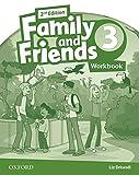 Family & Friends 3. Activity Book - 2ª Edición (Family & Friends Second Edition) - 9780194811330