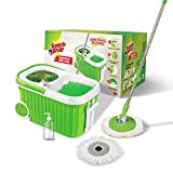 Best Spin Mops - Scotch-Brite Supreme Spin Bucket Mop with Steel Spinner Review