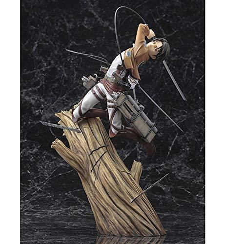 Figure Toys Levi Ackerman Modell Spielzeug Dekoration Statue Geschenk Crafts Spiel Anime Charaktere Souvenir Sammler Ornament - Kinder Geschenke