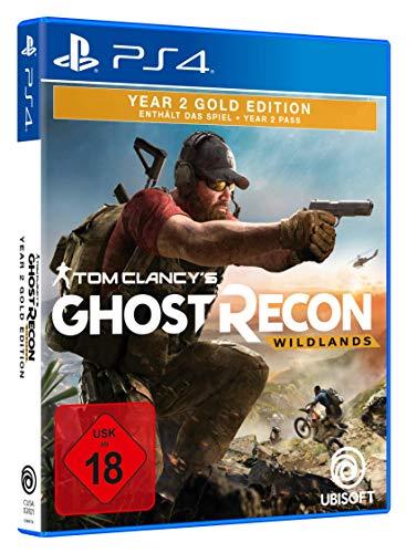 Tom Clancy's Ghost Recon Wildlands - Year 2 Gold Edition - [PlayStation 4]