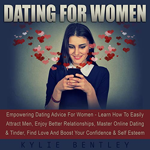 Dating for Women audiobook cover art