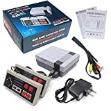 Retro Game Console, AV Output Console Built-in Hundreds of Classic Video Games