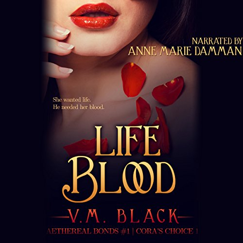Life Blood audiobook cover art