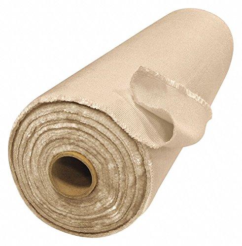Steiner Welding Blanket Roll, 150ft. W, 5ft. H, Tan