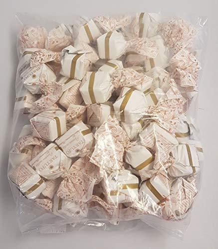 1 kg Tartufo dolce panna cotta   70 Stück je 14 g   Antica Torroneria Piemontese   Trüffel Praline aus Italien   Trüffel mit Weißer Schokolade und Piemont Haselnüssen   Großpackung   Glutenfrei