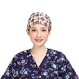 carino impronta fragola Cappello di bellezza per le donne ragazze mantenere i capelli capelli pulito cap di lavoro