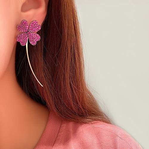 BAJIE Earring Fashion Cz Green Earring For Women
