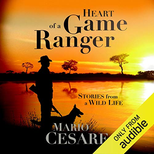 Page de couverture de Heart of a Game Ranger