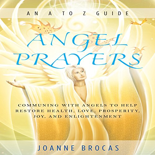 Angel Prayers audiobook cover art