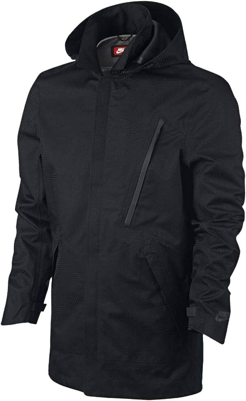 Nike Mens Sportswear Bonded Blazer Tech Waterproof Jacket