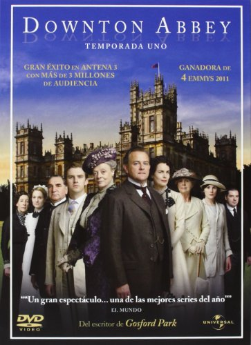 Downton Abbey - Temporada 1 [DVD]