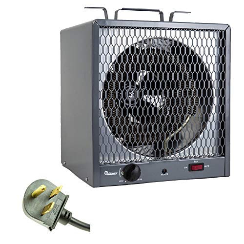 Dr. Infrared Heater 5600W Garage Workshop Portable...