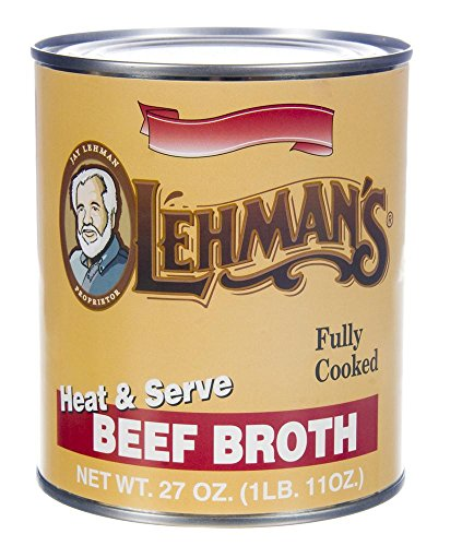 Canned Beef Broth 1 27 oz can