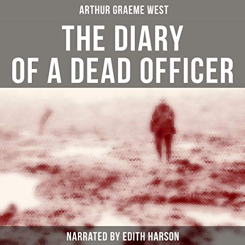 The Diary of a Dead Officer audiobook cover art