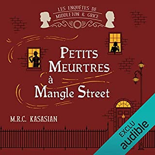 Couverture de Petits meurtres à Mangle Street