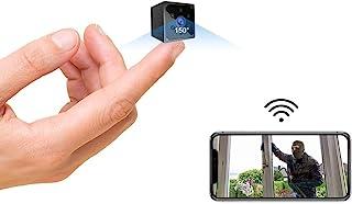 Mini Kamera,TODAYI 4K HD WLAN Mini Überwachungskamera Lange Batterielaufzeit WiFi..