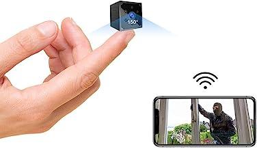 Mini Kamera, TODAYI 4K HD Mini Überwachungskamera Lange Batterielaufzeit Kompakte Kleine..