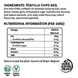 Zoom IMG-2 eurofood tortilla chips 185 gr