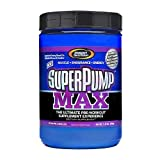 (2 Pack) - Gaspari - Superpump Max Grape Cooler | 640g | 2 PACK BUNDLE