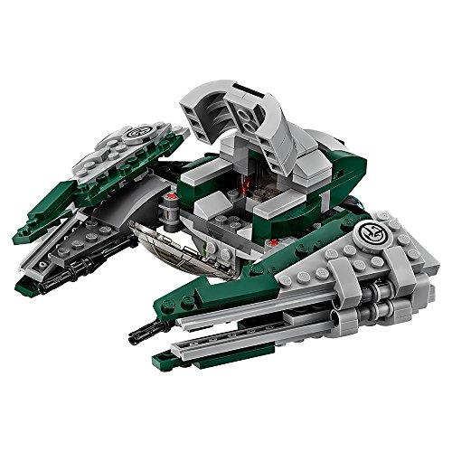 LEGO Star Wars Yoda's Jedi Starfighter 75168 Building Kit (262 Pieces)