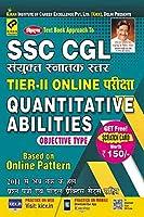 Kiran窶冱 SSC CGL Tier II Online Exam Quantitative Abilities Objective Type Hindi - 2312