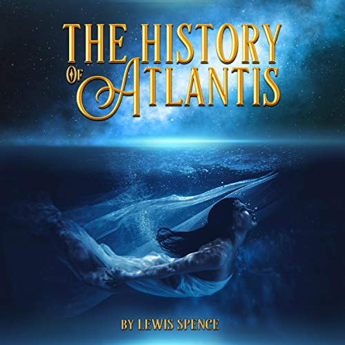 The History of Atlantis audiobook cover art