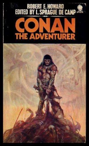 Conan the Adventurer 0722146884 Book Cover