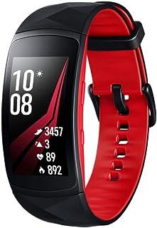 Samsung SM-R365NZRAXSA Smart Watch Gear Fit2 Pro Smart Fitness Band (Australian Version), Red