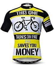 weimostar Cycling Jersey Mannen fietskleding fietsshirt Mountain Road MTB jersey korte mouw Zomer