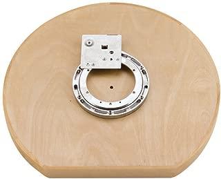 Rev-A-Shelf 22in D-Shape Wood W/Bearing & Stop