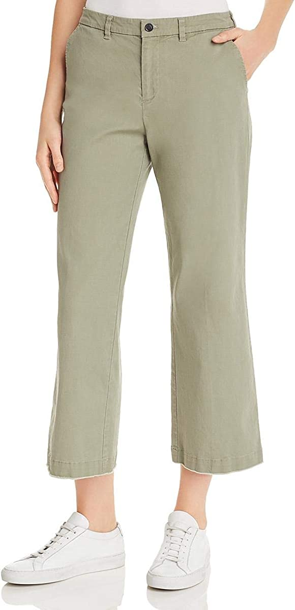 ATM Cropped Enzyme Wash Pant