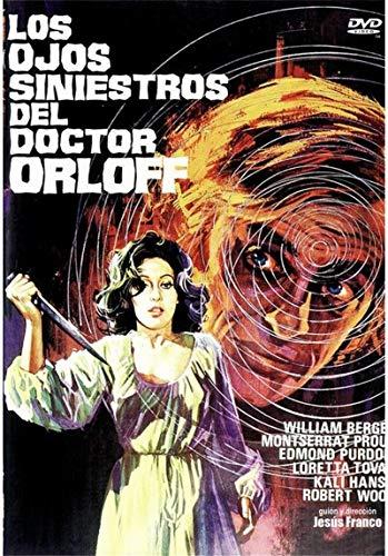 Los Ojos Siniestros Del Doctor Orloff (Import) (Dvd) (2009) Kali Hansa; Loli Tov