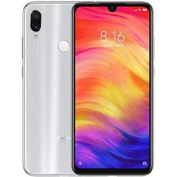 Xiaomi Smartphone REDMI Note 7 6,3FHD+ OC 4GB/64GB 4G-LTE DUALSIM A9.0 White: Amazon.es: Informática