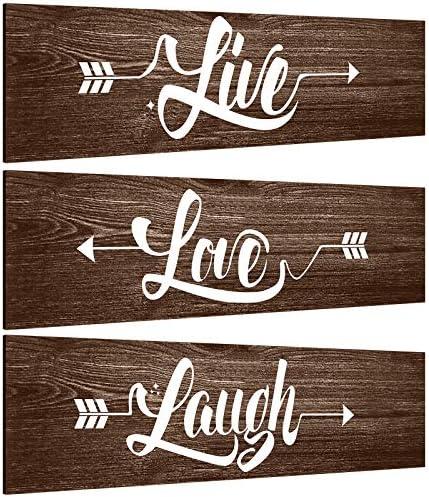 Live laugh love decor _image3